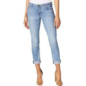 KUT FROM THE KLOTH Catherine Boyfriend Jeans 10